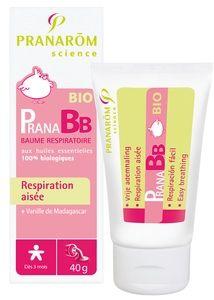 Gel PranaBB Respiration aisée Bio PRANAROM