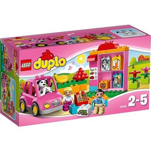 Lego Duplo Le supermarché