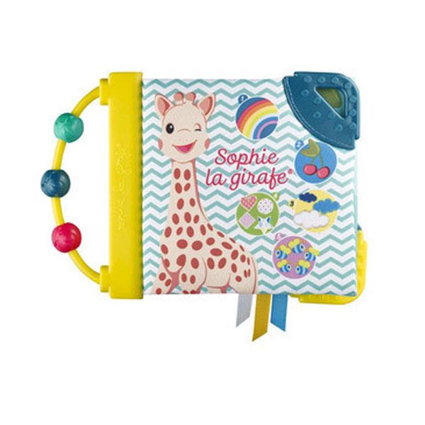 Livre d'éveil Sophie la Girafe VULLI