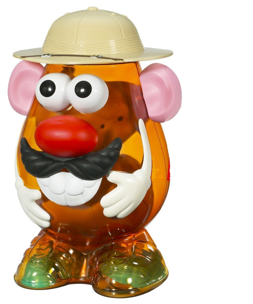 Monsieur Patate Safari PLAYSKOOL