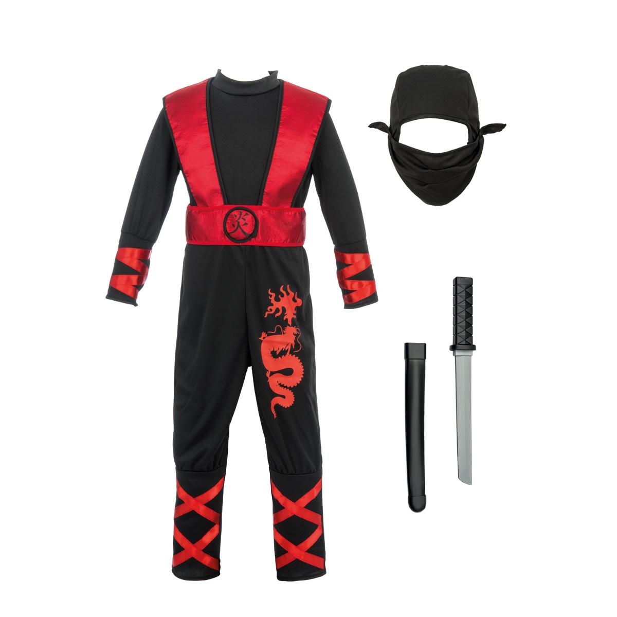 Déguisement de ninja 3-5 ans