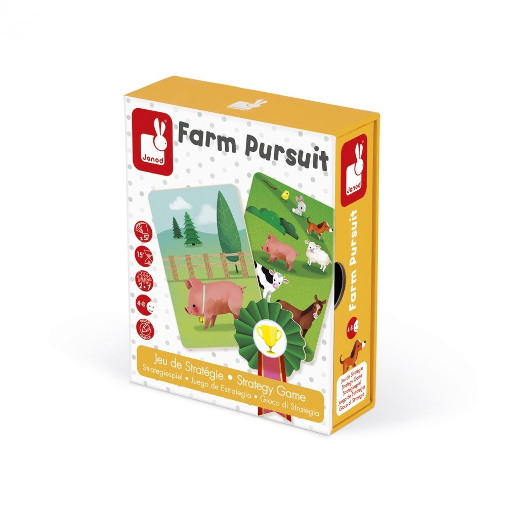Jeu Farm Pursuit