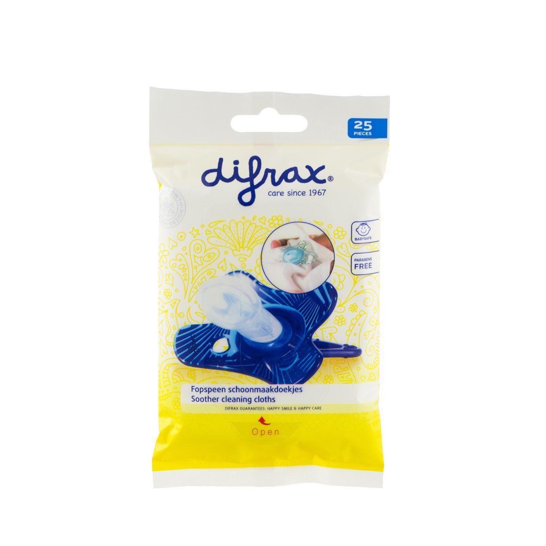 Lingettes pour sucettes DIFRAX