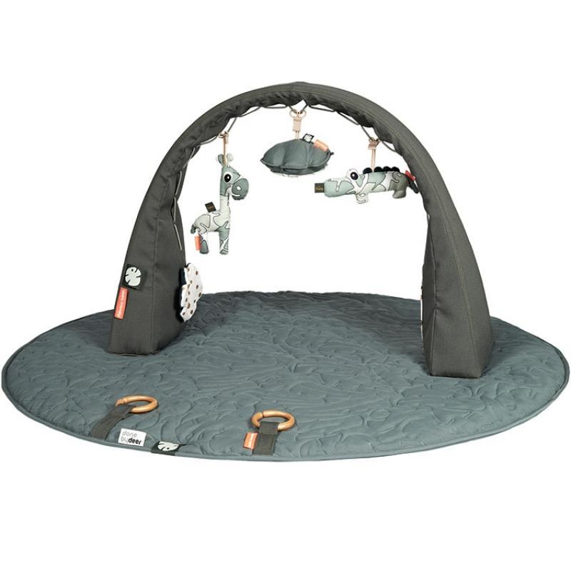Arche d'activités avec tapis de jeux Tiny Tropics