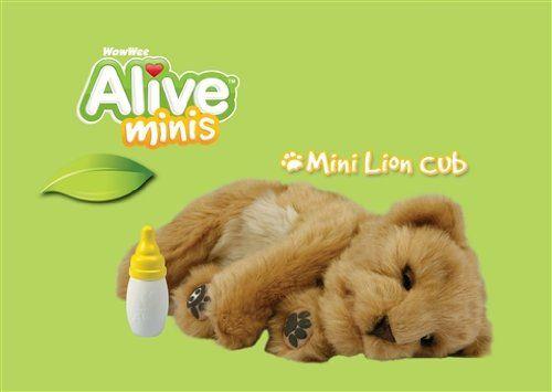 Alive Mini - Lion Cub