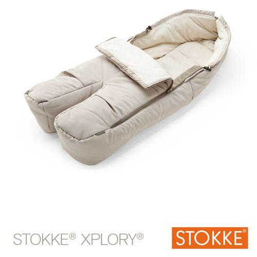 Chancelière Xplory® , Scoot et Crusi STOKKE