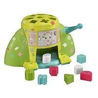 Boîte à formes Pop'box Sophie la girafe VULLI