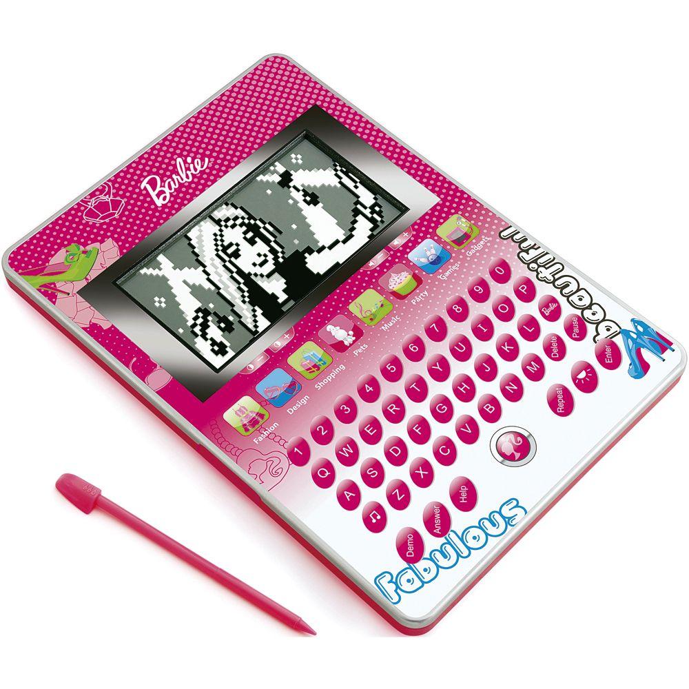 Tablette éducative Barbie