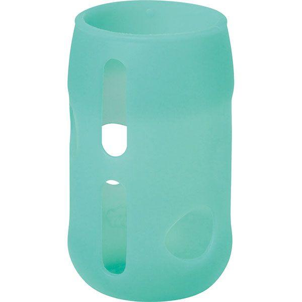 Protection en silicone pour biberon en verre Maternity