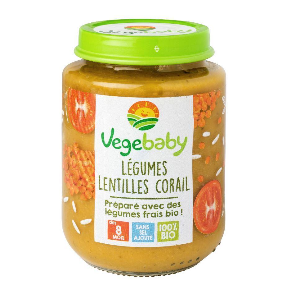 Pot Légumes Lentilles Corail