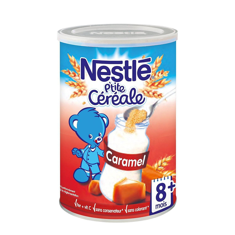 P'tite Céréale - Caramel