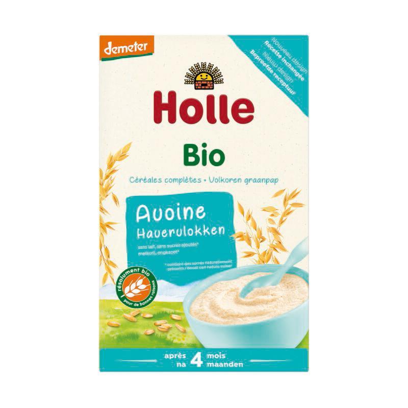 Bouillie flocons d'avoine HOLLE