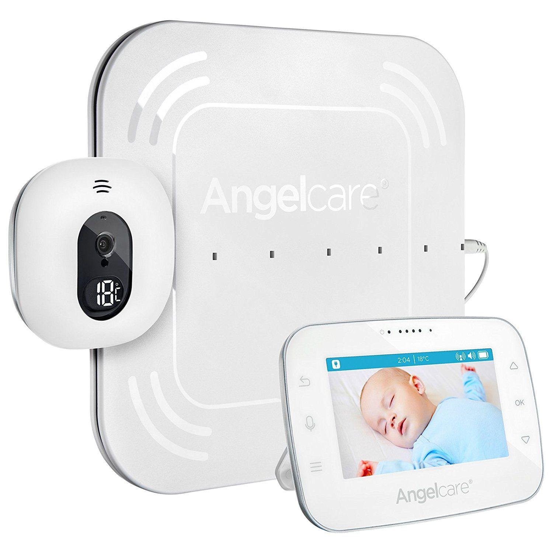 Ecoute-bébé vidéos sons et mouvements AC315 ANGELCARE
