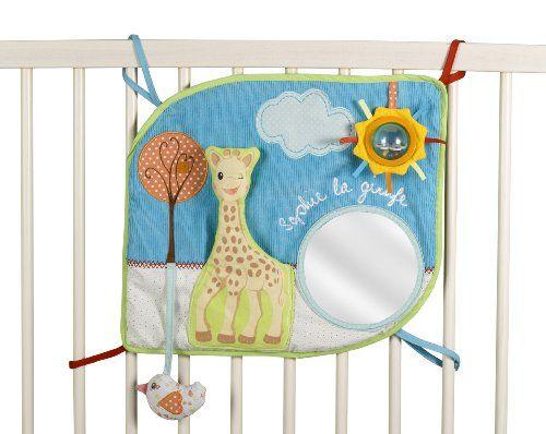 Tableau d'éveil Découvertes Sophie la Girafe