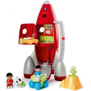 La fusée Happyland