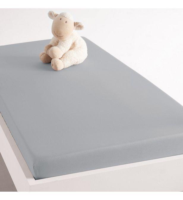 Drap housse pour lit bébé en coton, Scenario