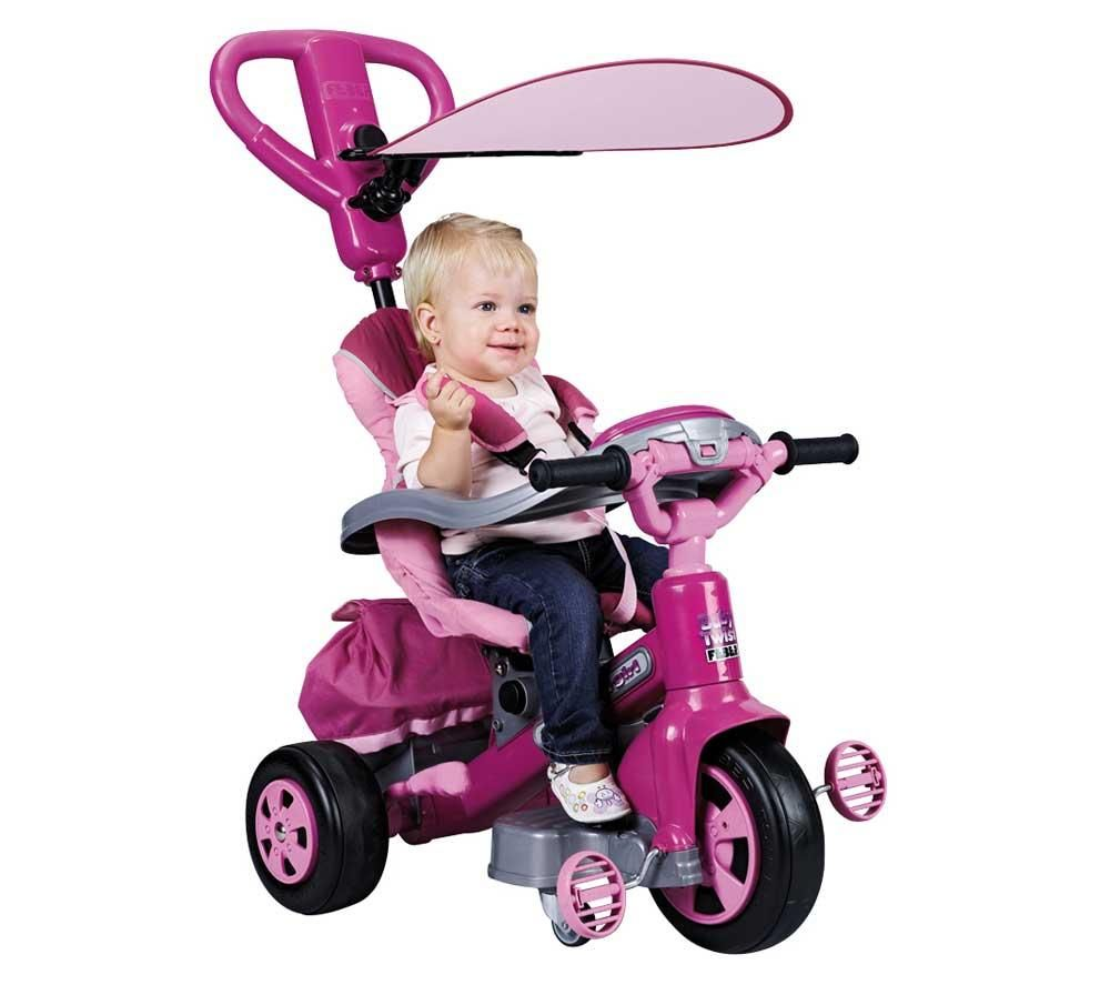 Tricycle Evolutif Baby Twist 360 FEBER