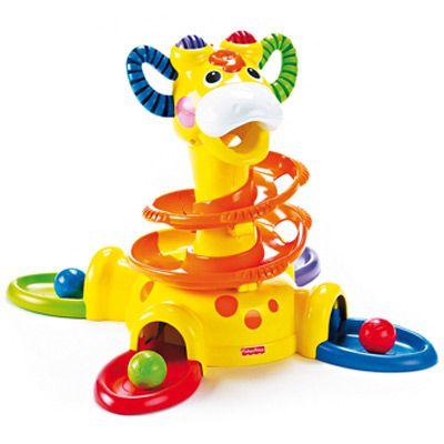 Tourballon Girafe