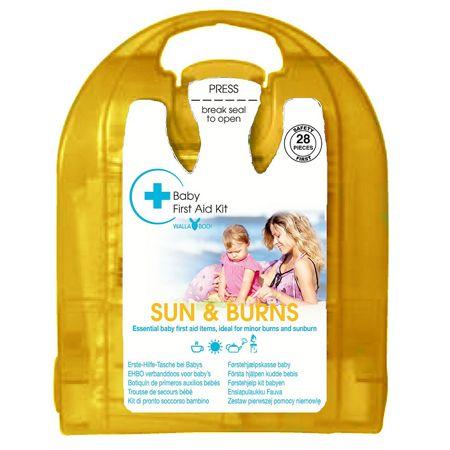 Kit premiers secours mini Soleil et brûlures