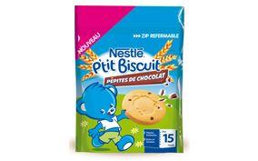 P'tit Biscuit Pépites chocolat
