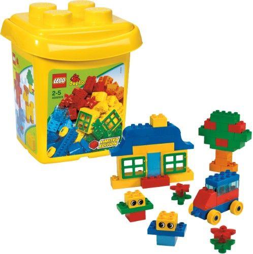 Baril créatif Duplo LEGO