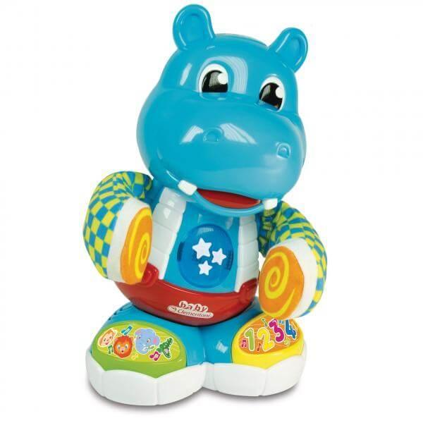 Harper, l'Hippo danseur