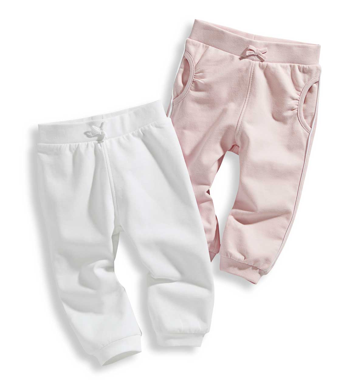 Pantalon survêtement bébé (lot de 2)