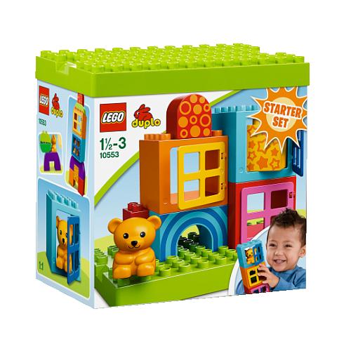 Duplo - Cubes de construction pour tout-petits