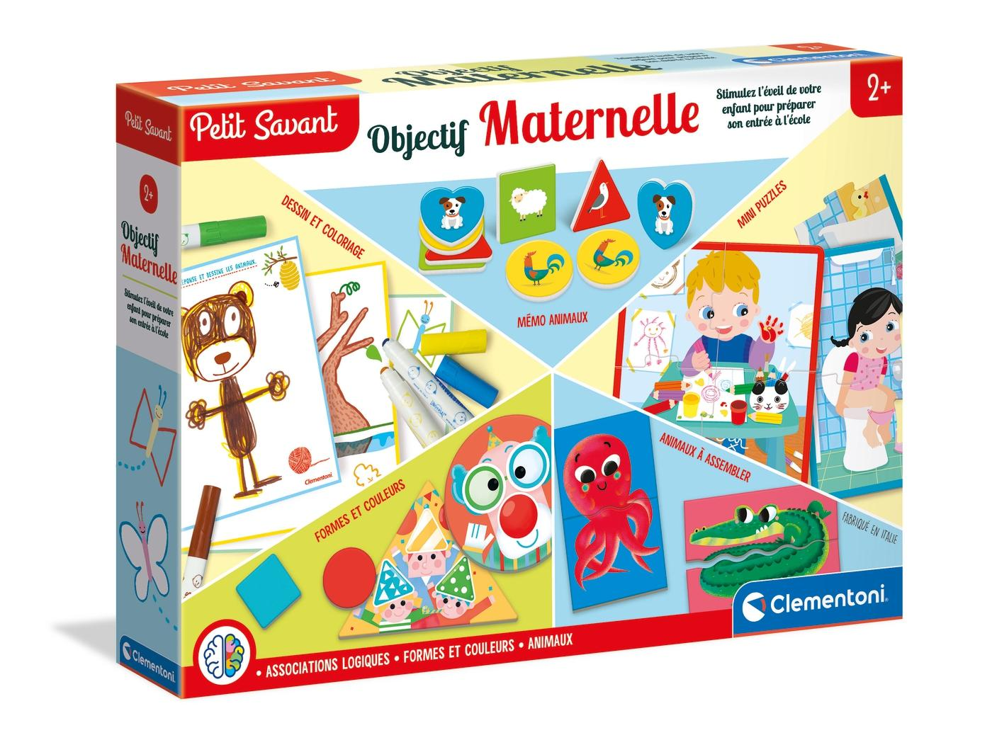 Objectif maternelle
