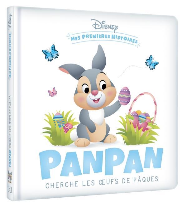Livre Mes Premières Histoires - Panpan cherche les œufs de Pâques