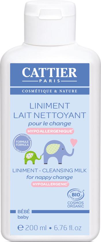 Liniment - Lait crème pour le change