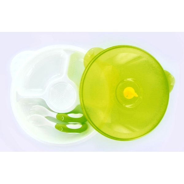 Set repas spécial micro-ondes - Babyours