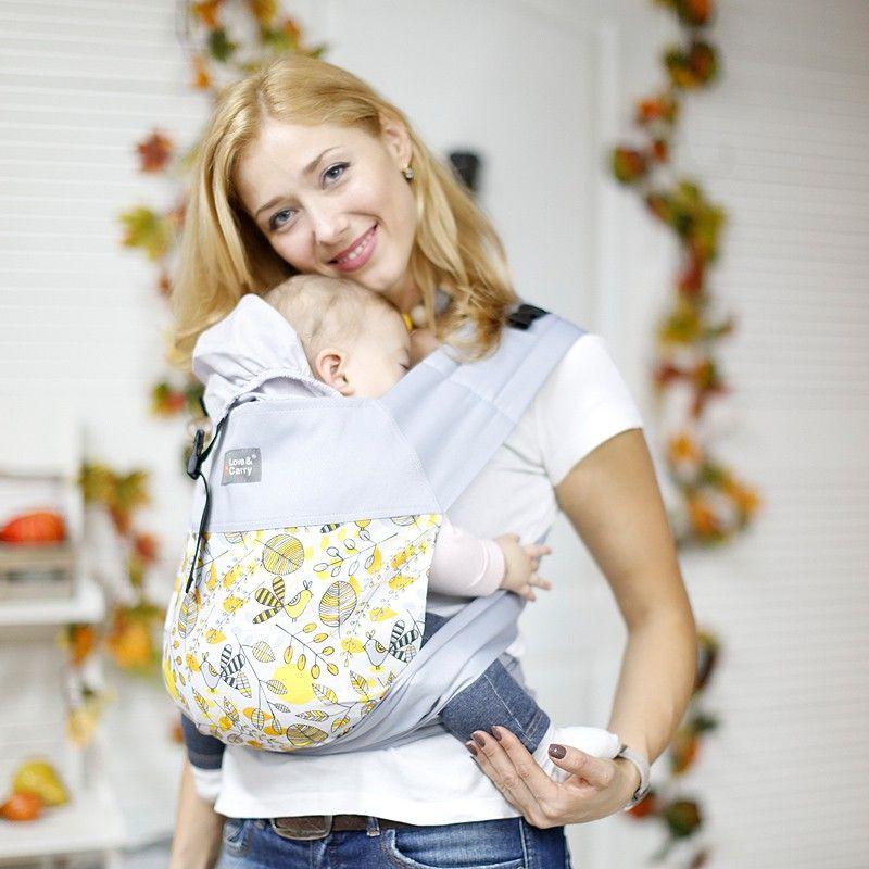 Porte-bébé souple - Mei Tai