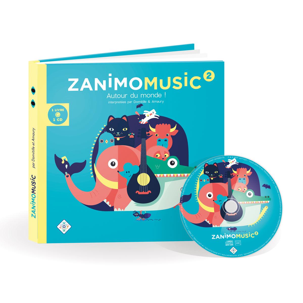 Zanimomusic 2 - Autour du monde