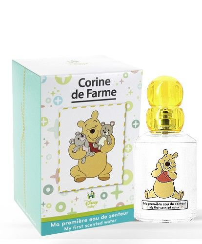 Eau de senteur sans alcool Winnie l'Ourson CORINE DE FARME