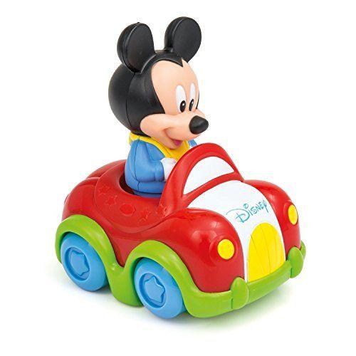 Voiture musicale de Mickey