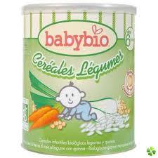 Céréales aux légumes BABYBIO