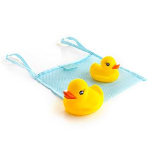 Filet de bain + 2 canards