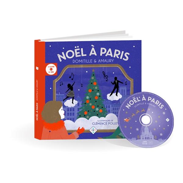 Livre-CD Noël à Paris  JOYVOX