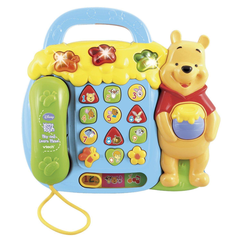 Téléphone des découvertes Winnie