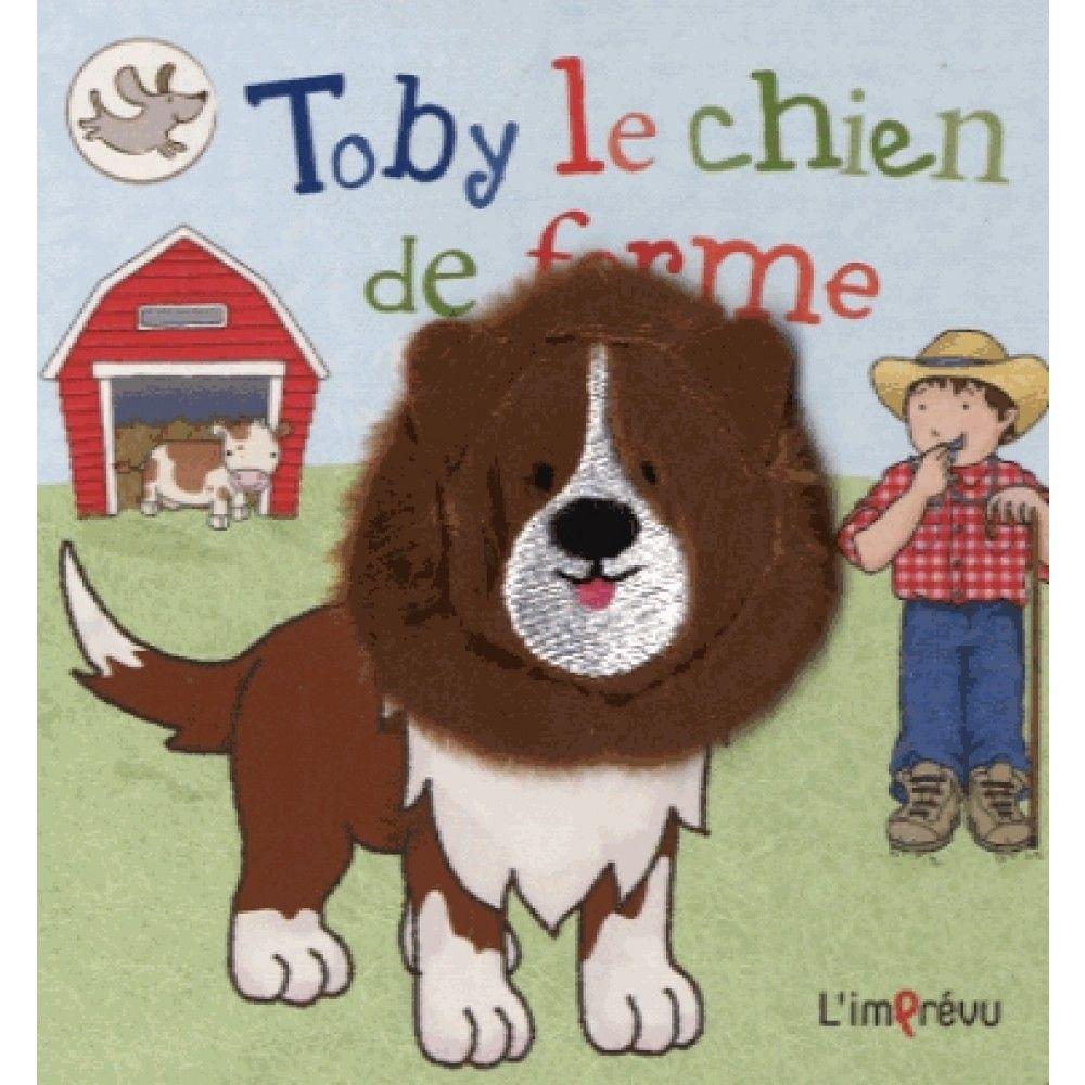 Toby le chien de la ferme