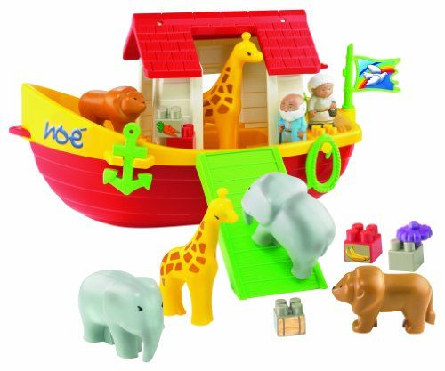 Arche de Noé - Abrick