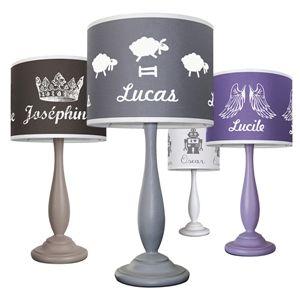 Lampe Little personnalisable