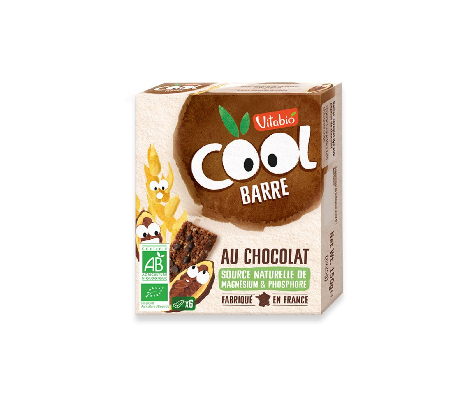 Cool Barre - Chocolat