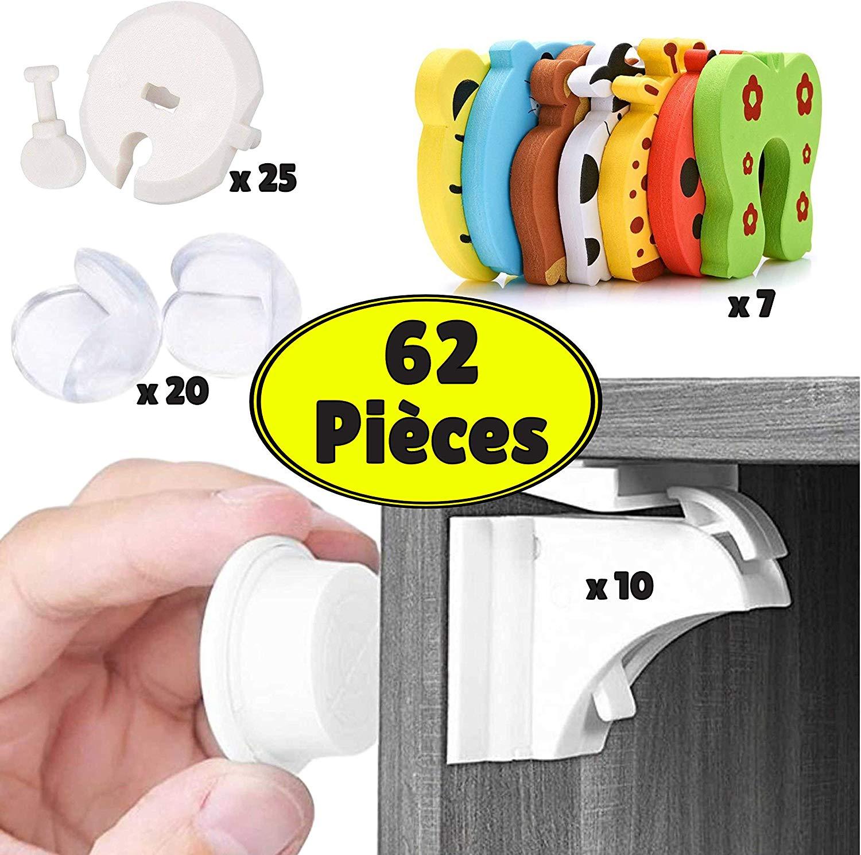 Kit de sécurité 62 pièces