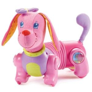 Attrape-moi chien interactif Fiona TINY LOVE