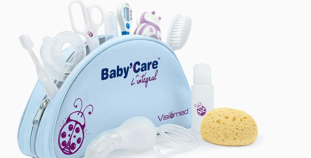 Trousse de soins 10 accessoires BabyCare l'Intégral