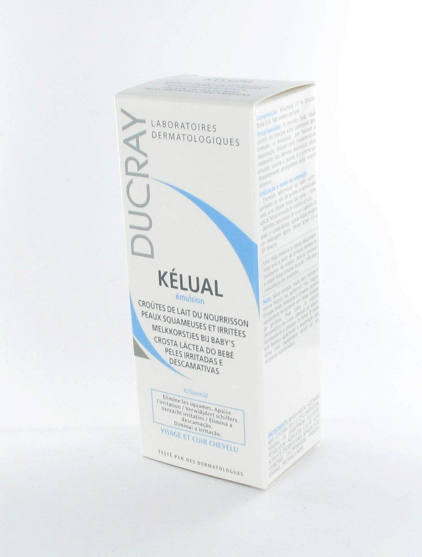 Emulsion Kelual croûtes de lait