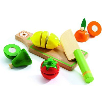 Fruits et légumes à couper DJECO