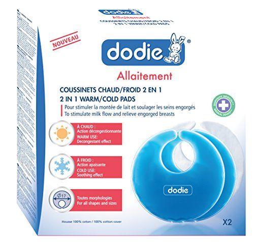 Coussinet 2 en 1 Chaud / Froid DODIE